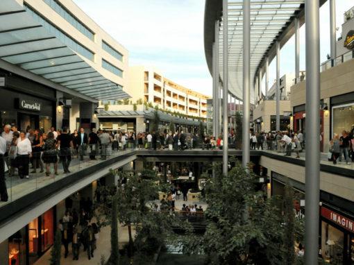 Centre Commercial Rive Gauche